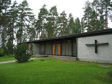 Jäppilän seurakuntatalo