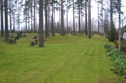 Jäppilän hautausmaa
