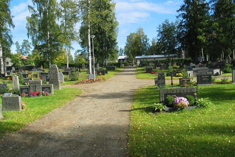 Virtasalmen hautausmaa